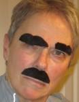 Moustache Christmas 2012.