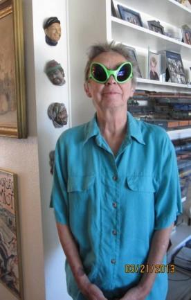 Aliens invade.