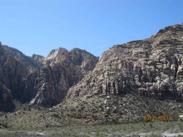 Another side of Red Rock Canyon